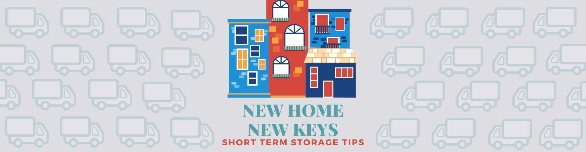 Temporary Storage Tips
